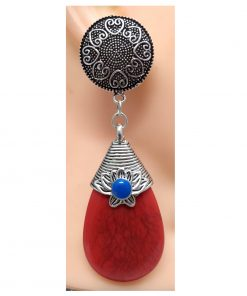 large-red-stone-german-silver-earring.jpg
