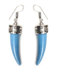 tooth-blue-german-silver-earring.jpg
