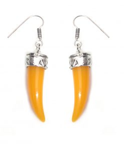 tooth-yellow-german-silver-earring.jpg