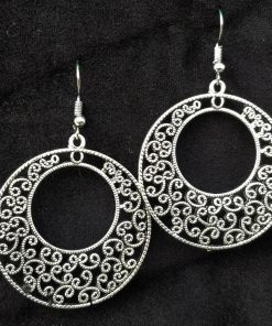 german-silver-earrings-indian-mores